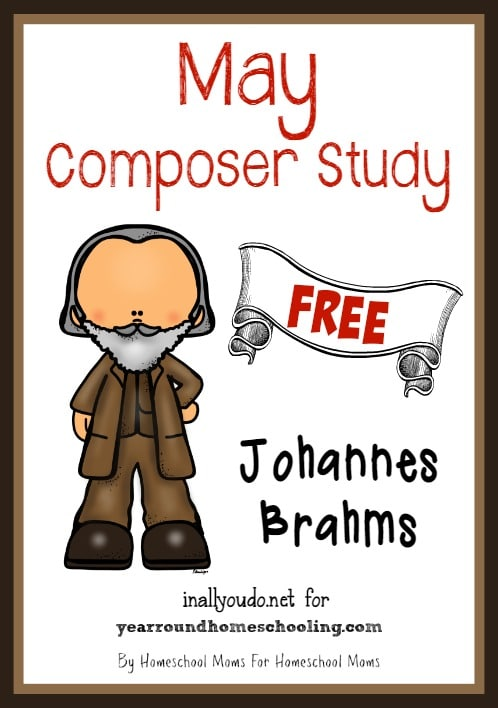 learn more about one composer each month in our monthly composer studies may is