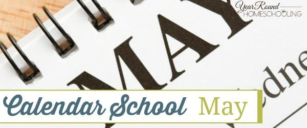 Calendar School – May