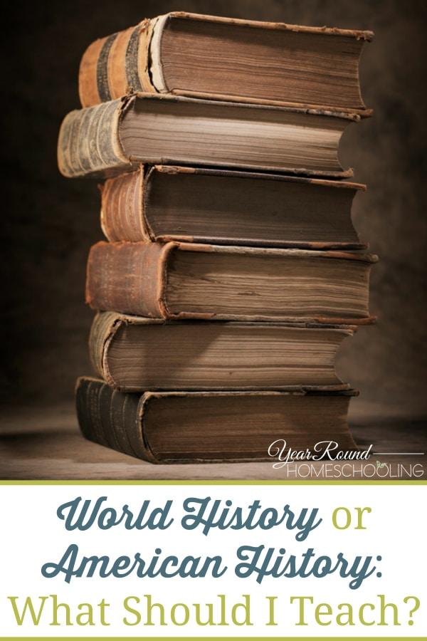 history, american history, world history, homeschool, homeschooling