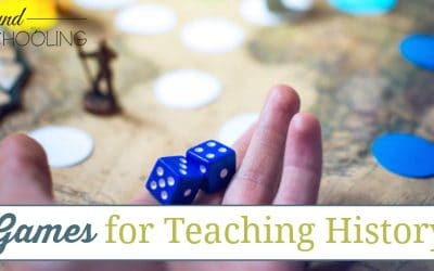 125+ Games for Teaching History