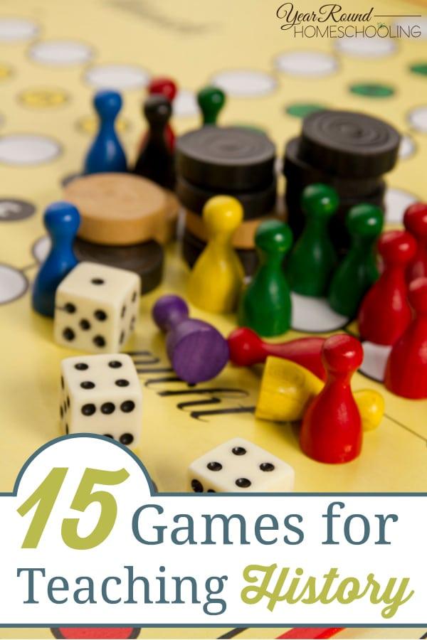 games, history, board games, homeschool, homeschooling