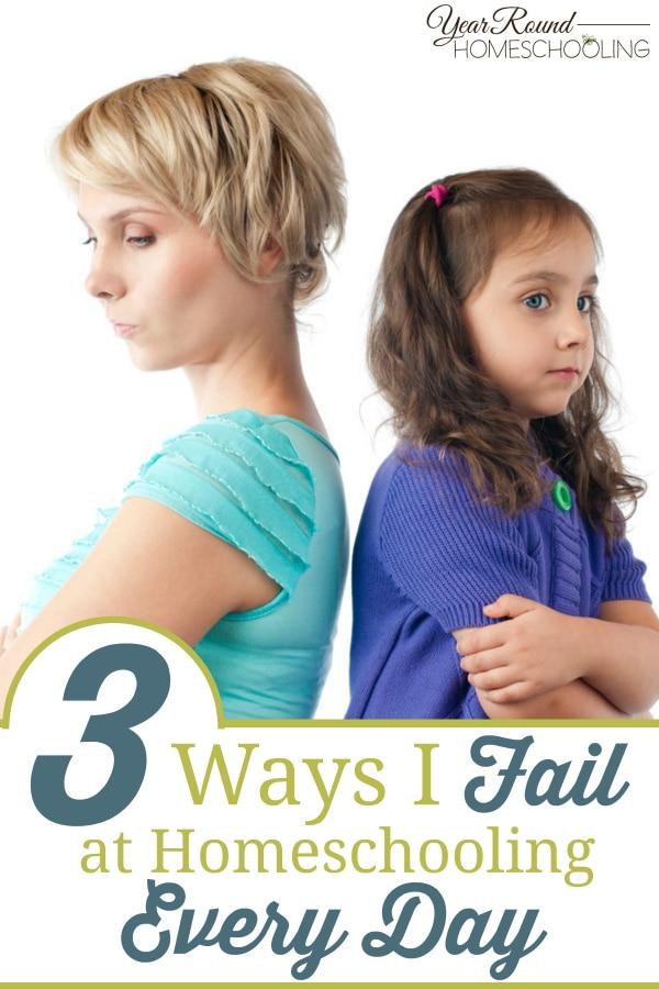 fail at homeschooling, homeschooling failure, homeschool, homeschooling