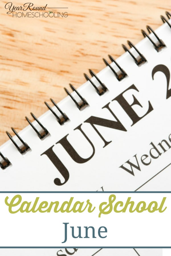 june, june homeschooling, fun june homeschool activities, homeschool, homeschooling