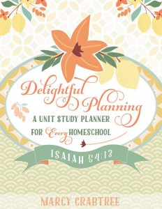 Delightful Planning - By Marcy Crabtree