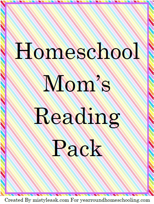 Homeschool Mom's Reading Pack