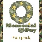 Free Memorial Day Fun Pack