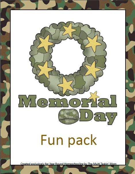 Memorial Day Fun Pack