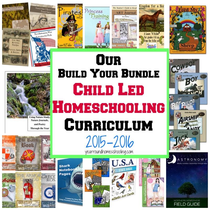 Build Your Bundle Homeschool