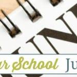 Calendar School – June