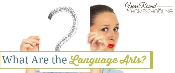 What ARE the Language Arts?