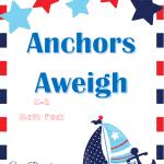 Free Anchors Aweigh Math Pack (K-2)