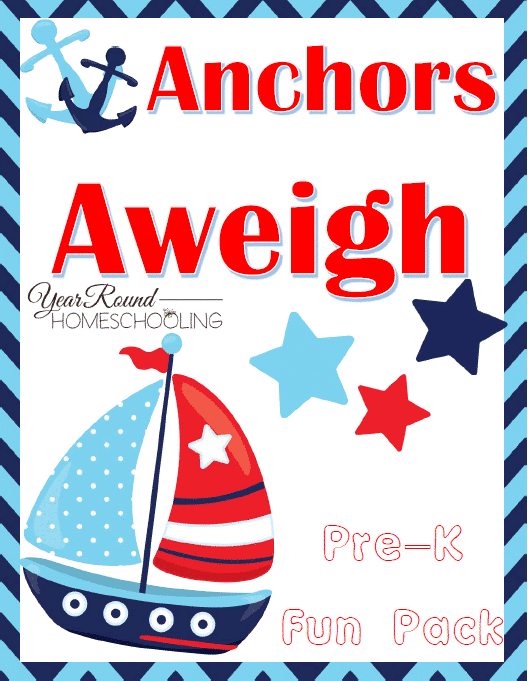 Nautical PreK Fun Pack