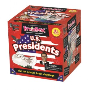 Brain Box - US Presidents