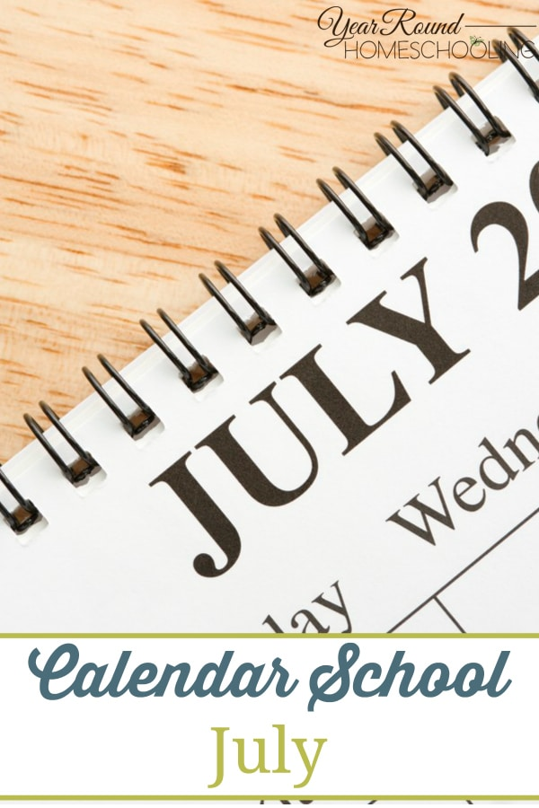july homeschool ideas, july holiday homeschool ideas, july homeschooling, july homeschool, homeschool, homeschooling