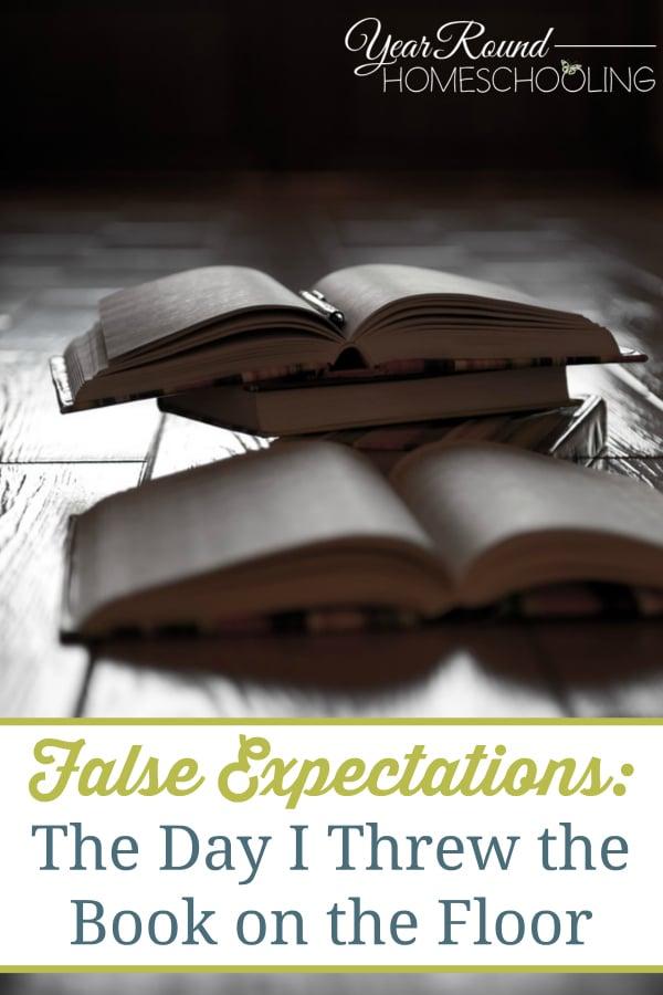 false expectations, unrealistic expectations for homeschooling, homeschooling expectations, homeschool mom fail, homeschool, homeschooling