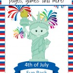 Free 4th of July Fun Pack - Year Round Homeschooling