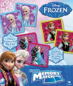 Frozen Memory Match