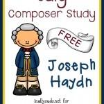 July Composer Study: Joseph Haydn
