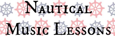 Nautical Music Lessons