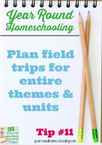 Year Round Homeschooling #11