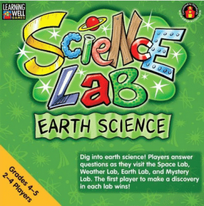 Science Lab - Earth Science