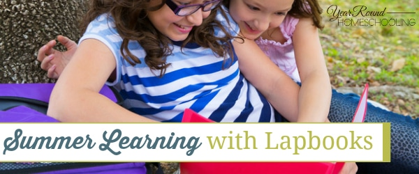Summer Learning with Lapbooks