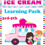 Free Ice Cream Learning Pack (3rd-5th)