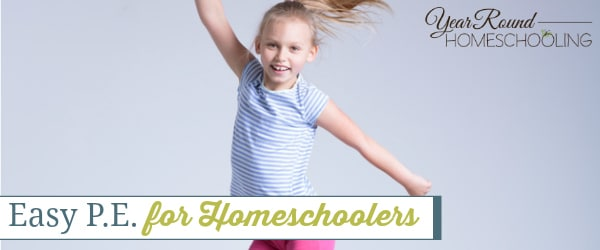 Easy P.E. for Homeschoolers