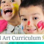 Homeschool Art Curriculum Round Up