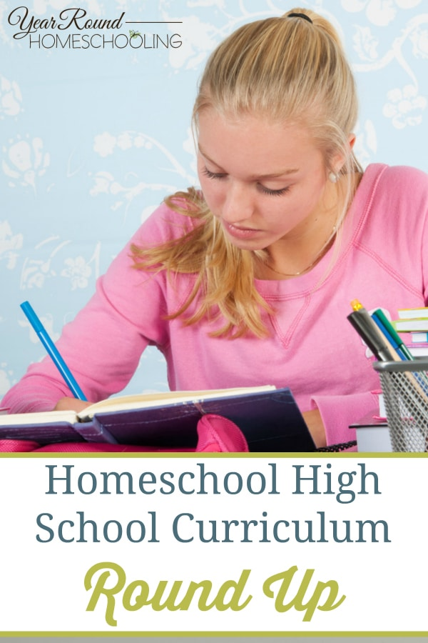 homeshcool high school curriculum, high school homeschool curriculum, high school curriculum, high school