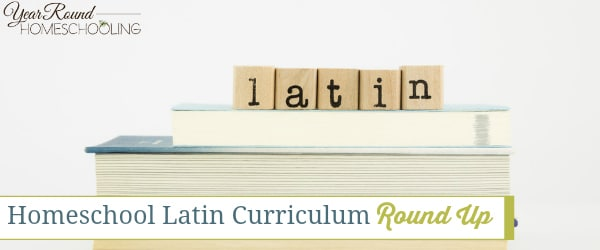 Homeschool Latin Curriculum Round Up