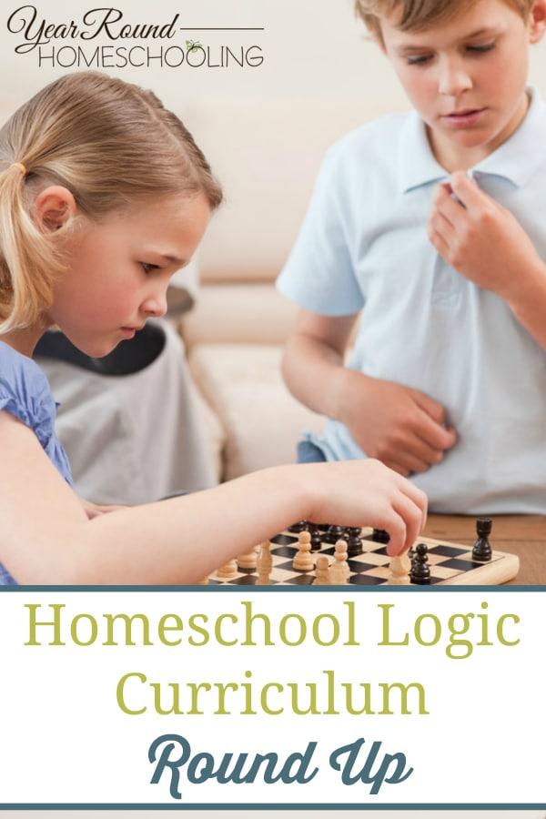 homeschool logic curriculum, logic curriculum, logic, homeschool curriculum