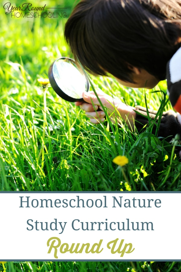 homeschool nature study, nature study, homeschool nature study curriculum, homeschool nature curriculum