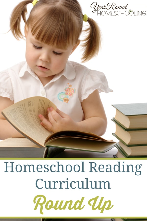 homeschool reading curriculum, reading curriculum, reading