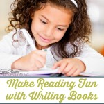 Make Reading Fun with Writing Books