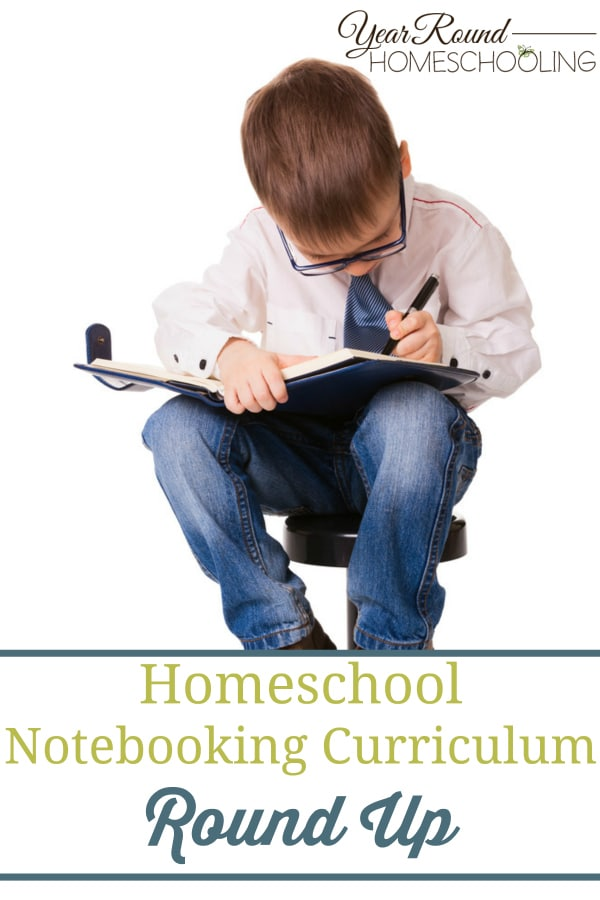 homeschool notebooking curriculum, notebooking curriculum, homeschool notebooking, notebooking