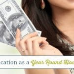 Save Money on Vacation as a Year Round Homeschooler