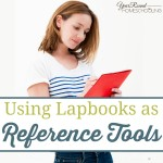 Using Lapbooks as Reference Tools