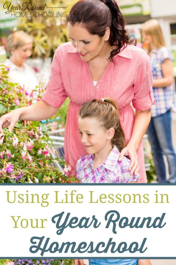 homeschool life lessons, life lessons, life skills