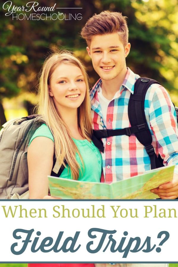 plan field trips, field trip planning, when to plan field trips, field trips, homeschool field trips, homeschool