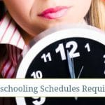 Year Round Homeschooling Schedules Require Flexibility