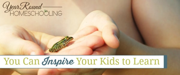 inspire kids to learn, inspire kids