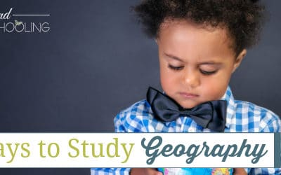 12 Ways to Study Geography
