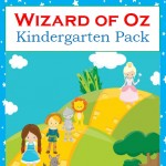 Free Wizard of Oz Kindergarten Pack