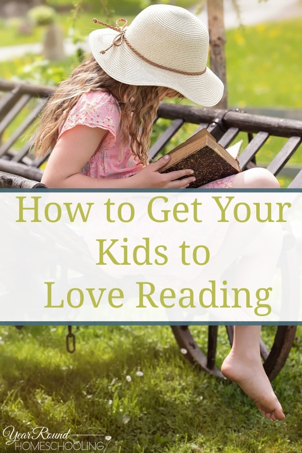How to Get Your Kids to Love Reading - By Jennifer Harrison1