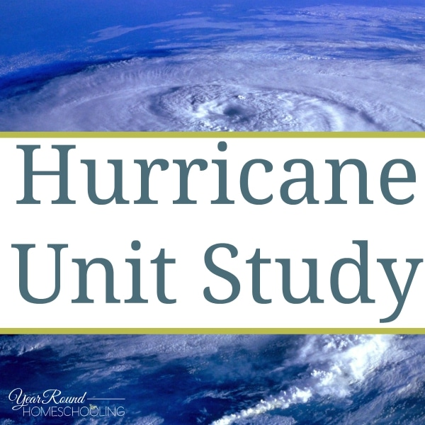 Hurricane Unit Study