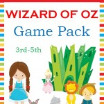 Free Wizard of Oz Game Pack (3rd-5th)