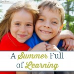A Summer Full of Learning
