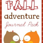 Free Fall Adventure Journal Pack