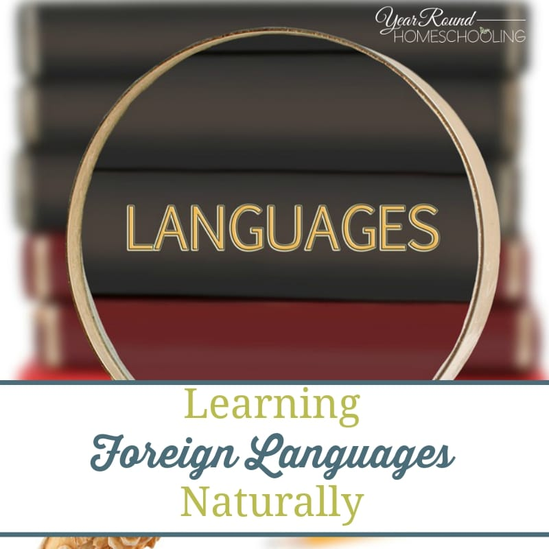 Learning Foreign Languages Naturally